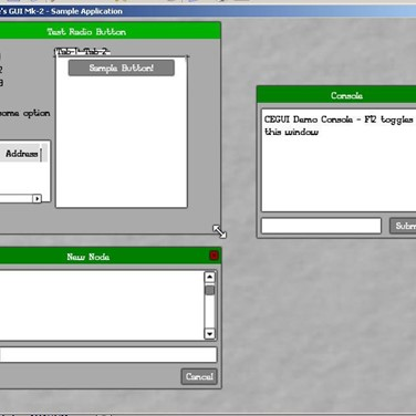 Crazy Eddie's GUI System Alternatives and Similar Games