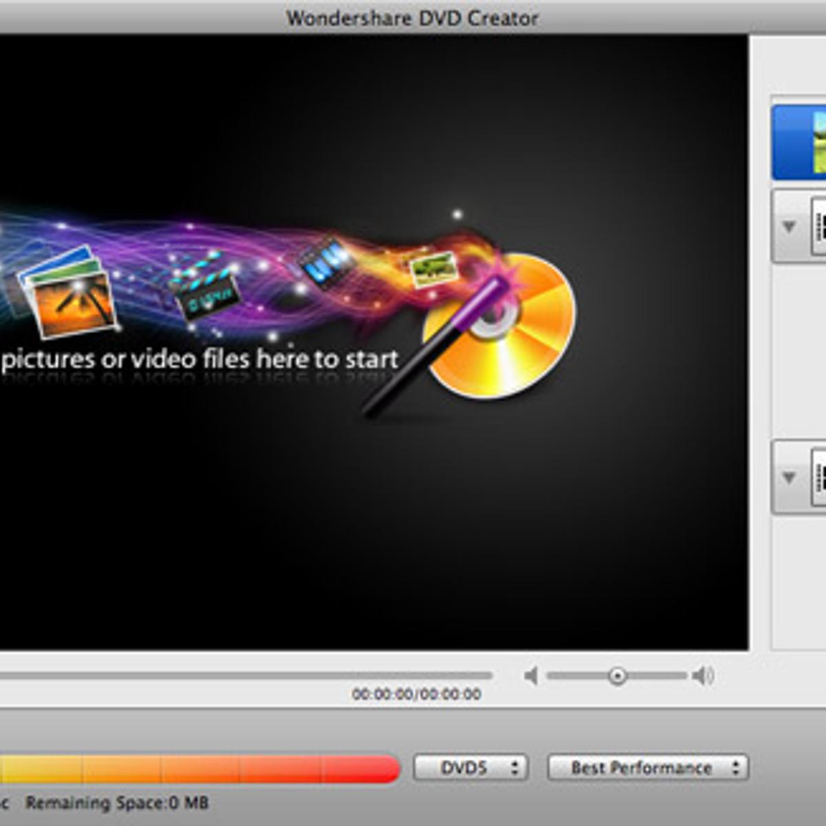 Wondershare DVD Creator Alternatives and Similar Software