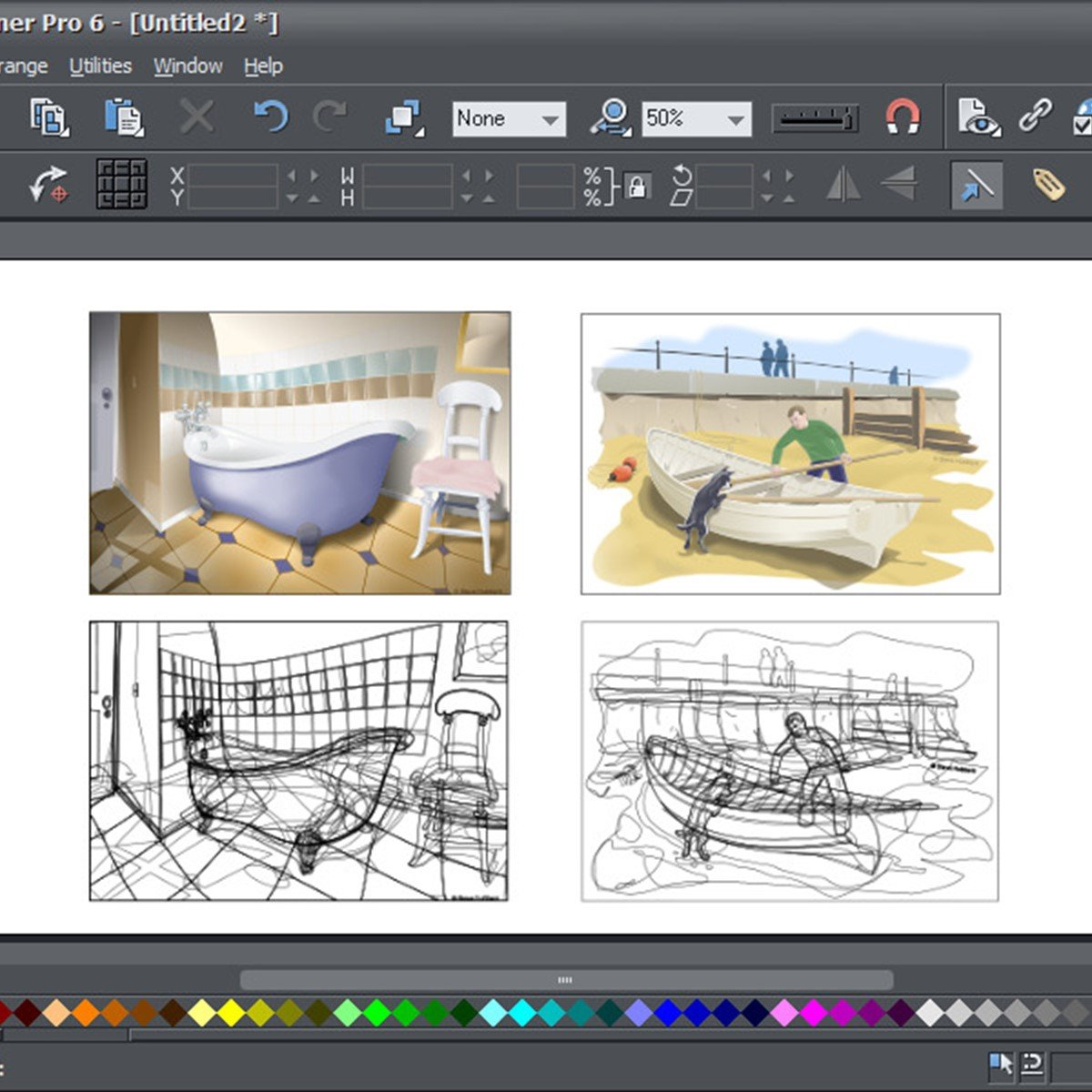 xara designer pro alternatives and similar software