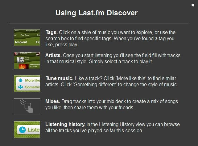 Last fm Discover Alternatives and Similar Websites and Apps