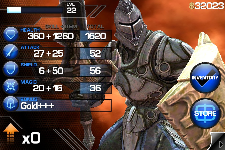 Infinity Blade Alternatives and Similar Games