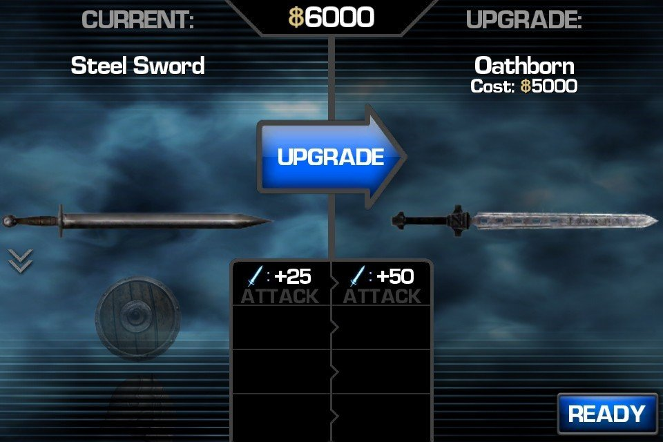 how to get full infinity blade in infinity blade 3