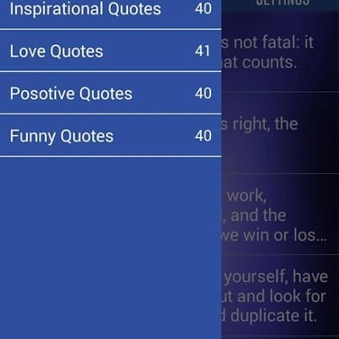 Daily Quotes App Alternatives and Similar Apps