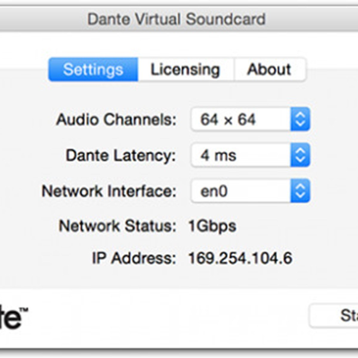 Dante Virtual Soundcard Alternatives and Similar Software
