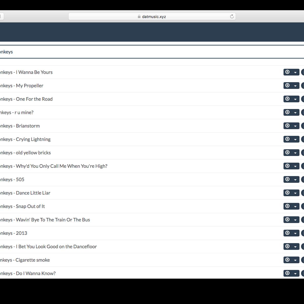 datmusic Alternatives and Similar Apps and Websites - AlternativeTo net