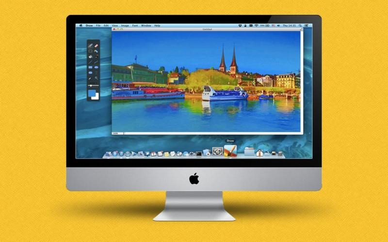 Paint alternatives for mac os x for Paint software for mac