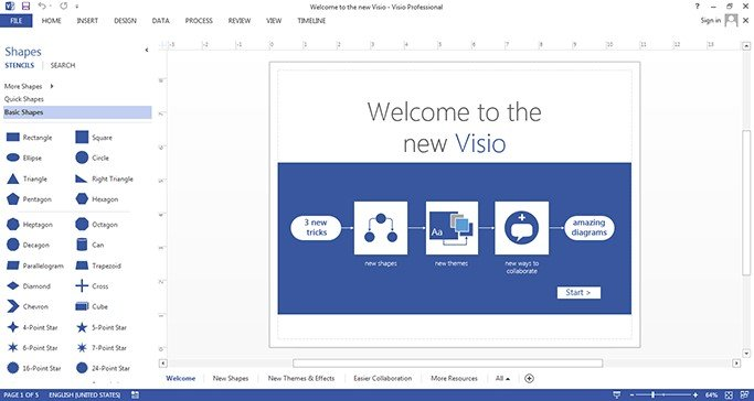 microsoft office visio alternatives and similar software