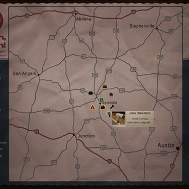 Dead State Alternatives and Similar Games - AlternativeTo.net on pillars of eternity map, destiny map, the forest map, thief map, fallen earth map, canyonlands national park map, moab utah map, dark souls map, total eclipse map, project zomboid map,