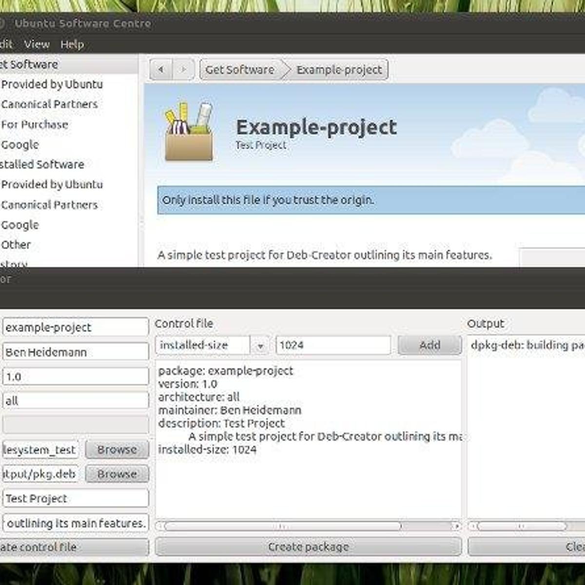Deb-Creator Alternatives and Similar Software - AlternativeTo net