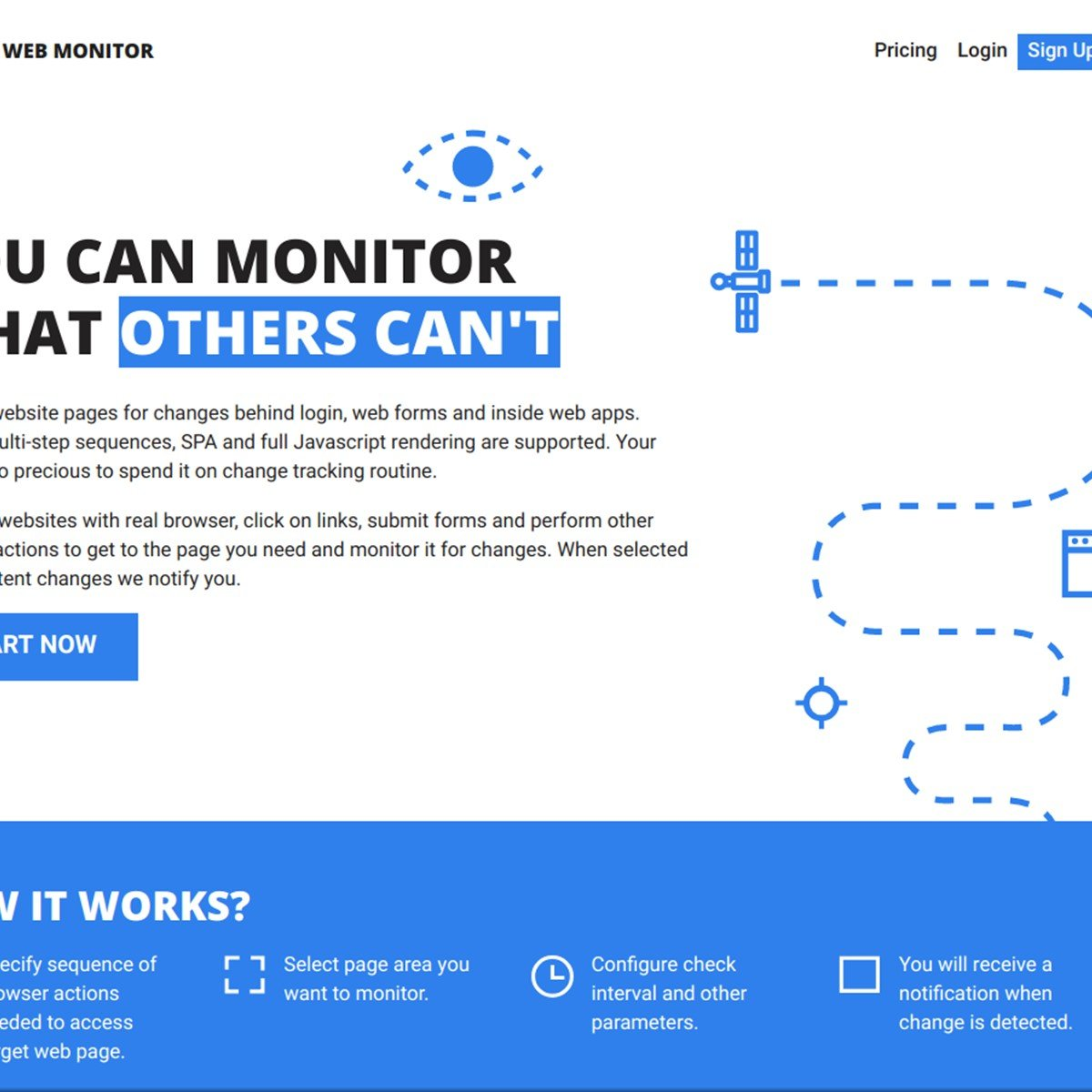 Deep Web Monitor Alternatives and Similar Websites and Apps