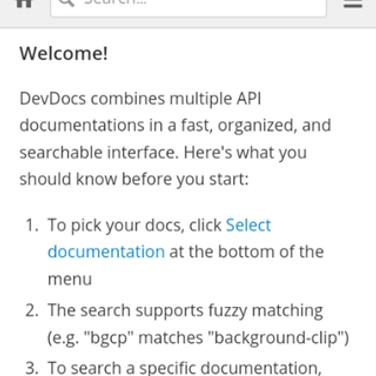 DevDocs Alternatives and Similar Software - AlternativeTo net