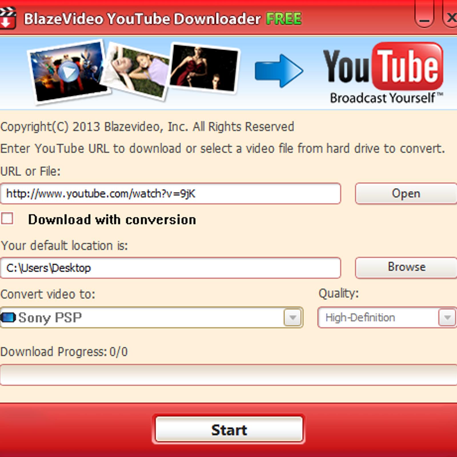 BlazeVideo Free YouTube Downloader Alternatives and Similar