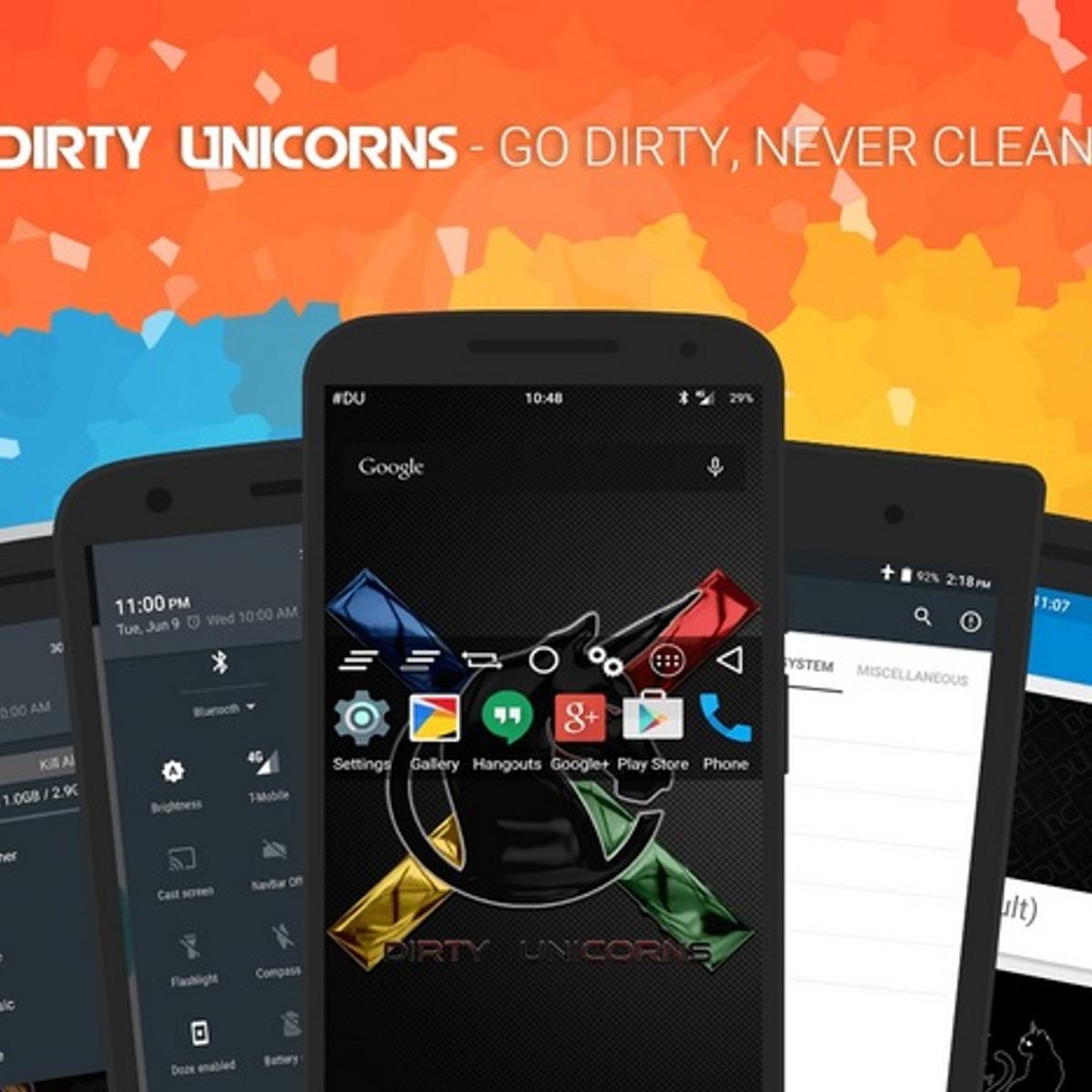Dirty Unicorns Alternatives and Similar Apps - AlternativeTo net