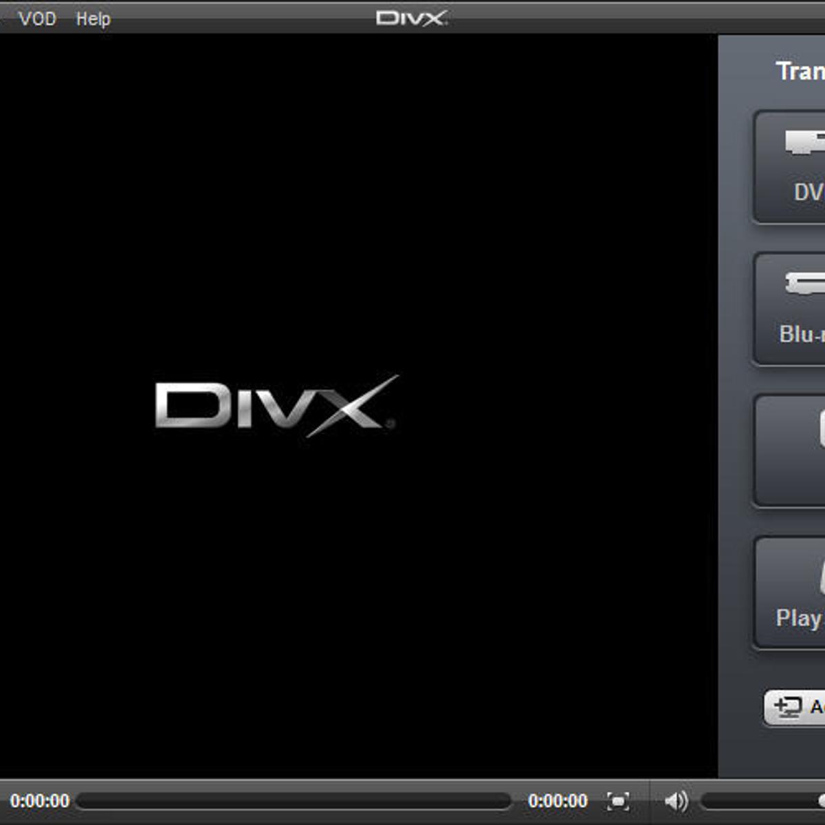 divx chromecast extension