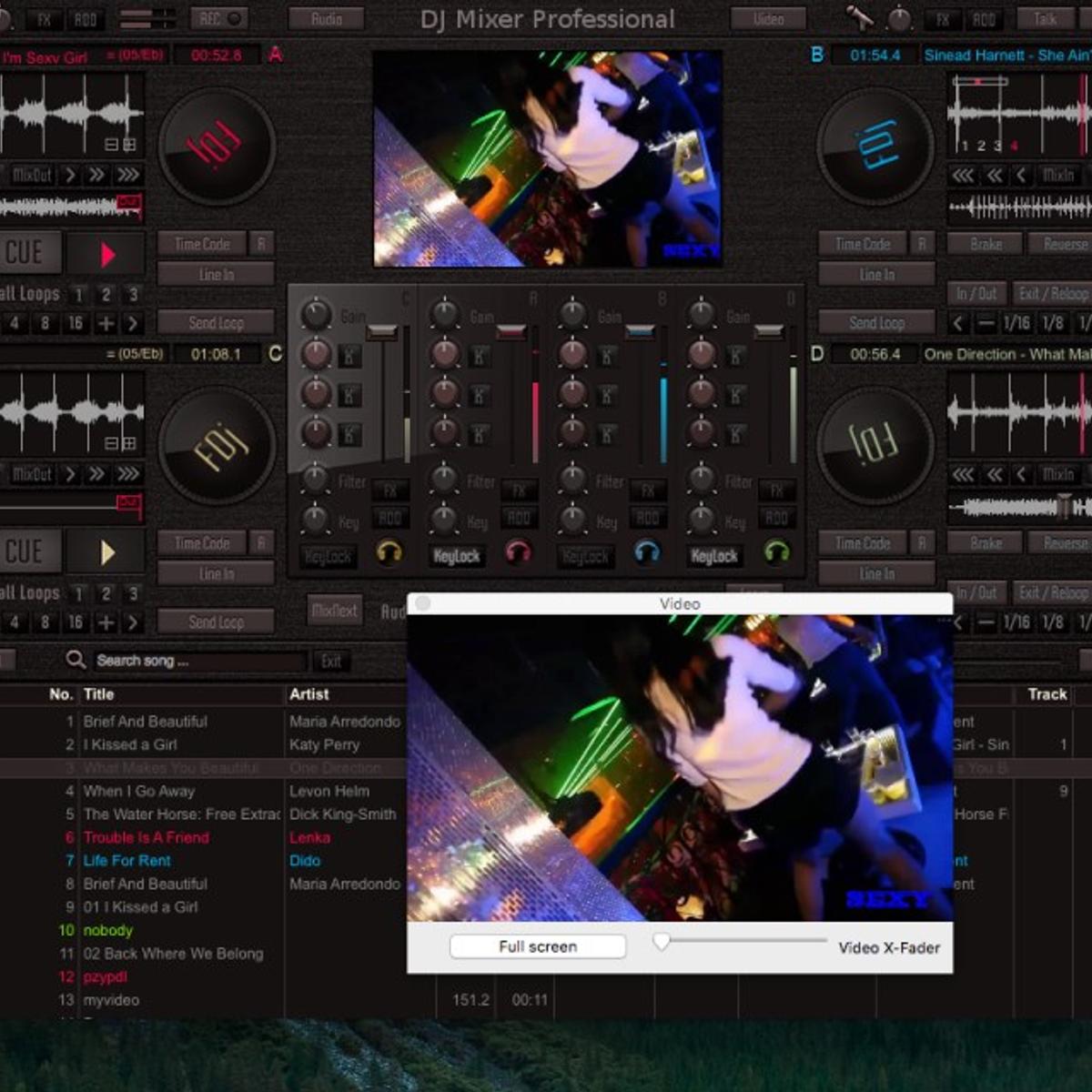 DJ Mixer Pro Alternatives and Similar Software