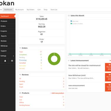Dokan Multivendor Marketplace Alternatives and Similar Software