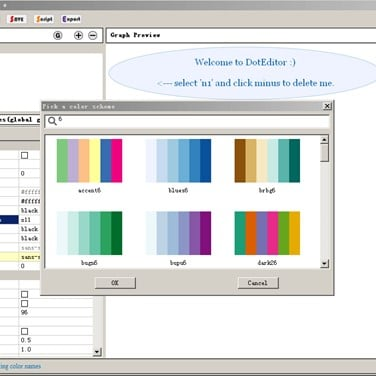 Open Source yEd Graph Editor Alternatives for Windows