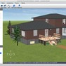 DreamPlan Home Design and Landscape Software Building Tab