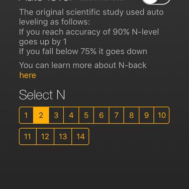 Dual N-Back: Brain Training Alternatives and Similar Games