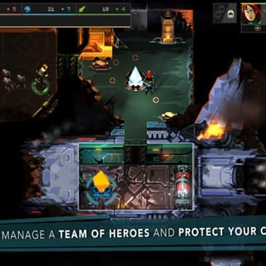 Dungeon of the Endless Alternatives and Similar Games
