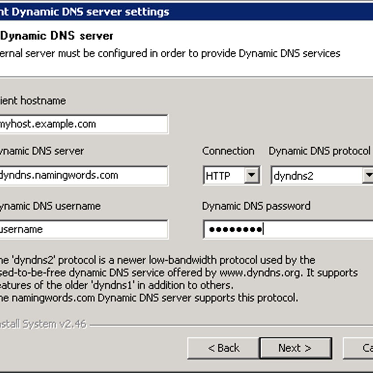 Dynamic DNS client for Windows Alternatives and Similar
