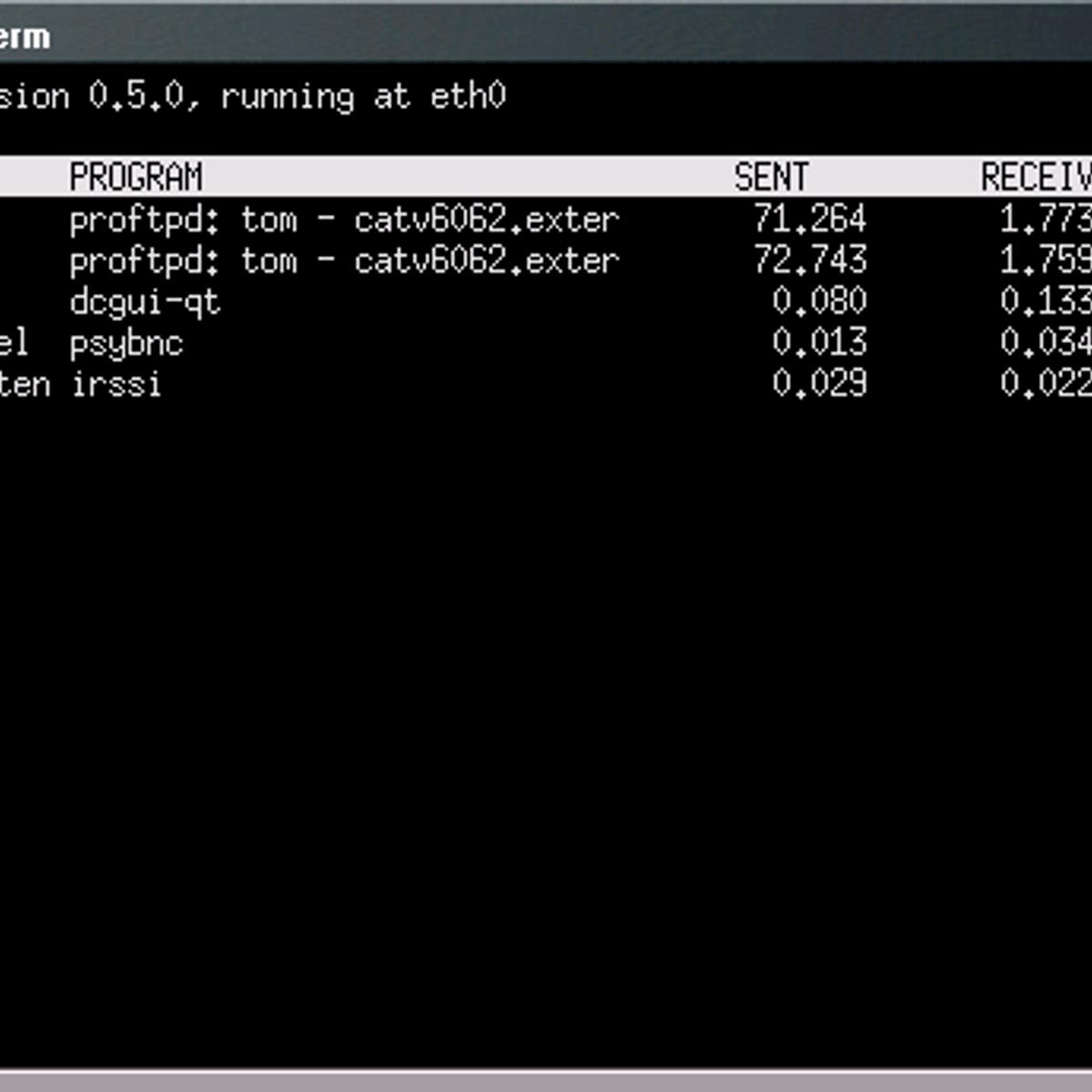 Nethogs Alternatives and Similar Software - AlternativeTo net