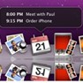 iCal events icon