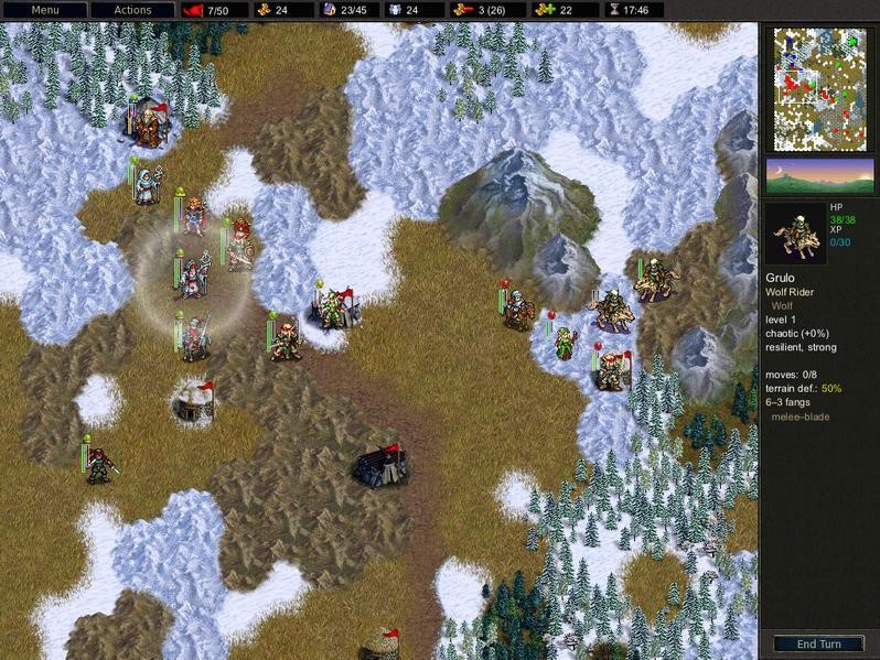 The Battle for Wesnoth Alternatives and Similar Games