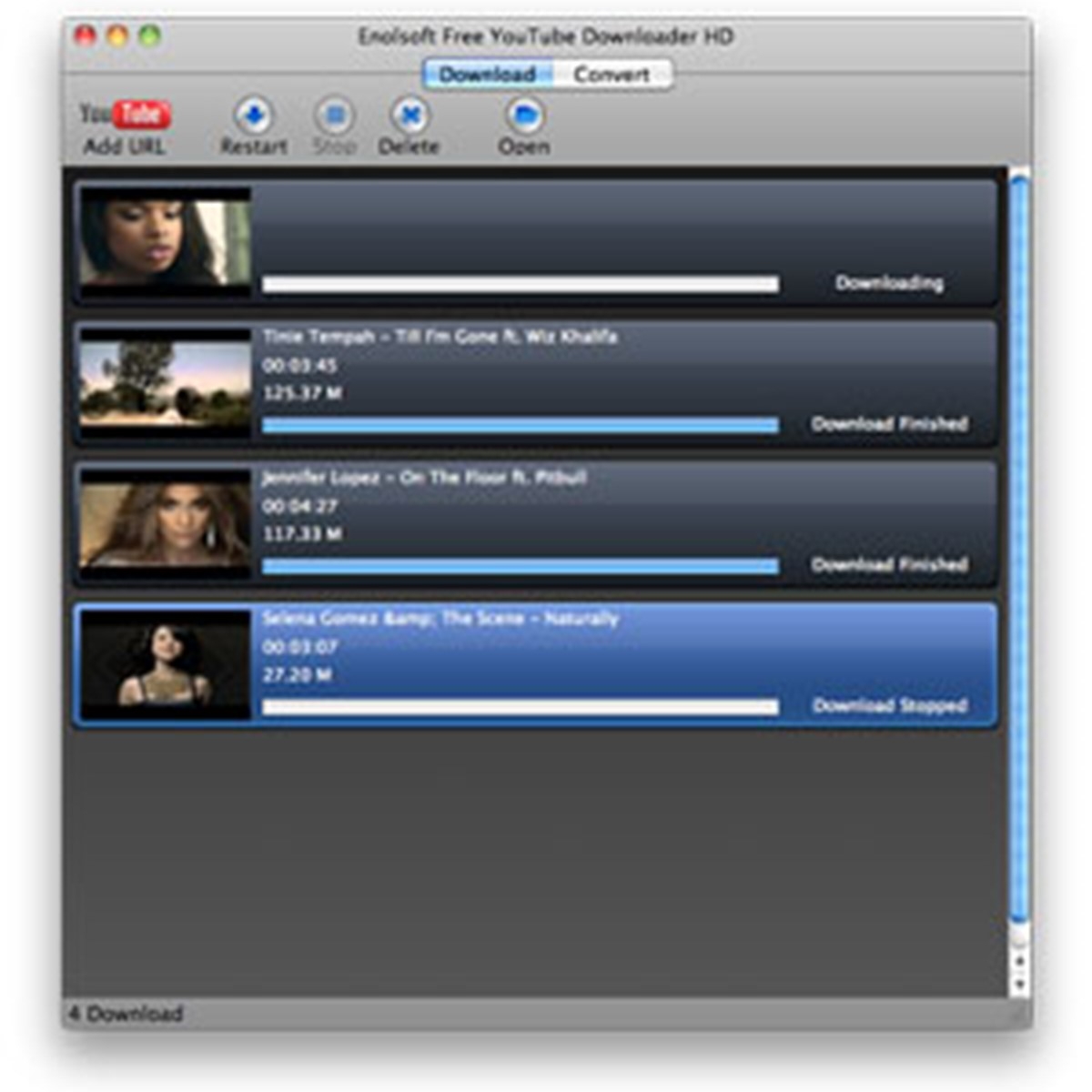 youtube software downloader hd free download