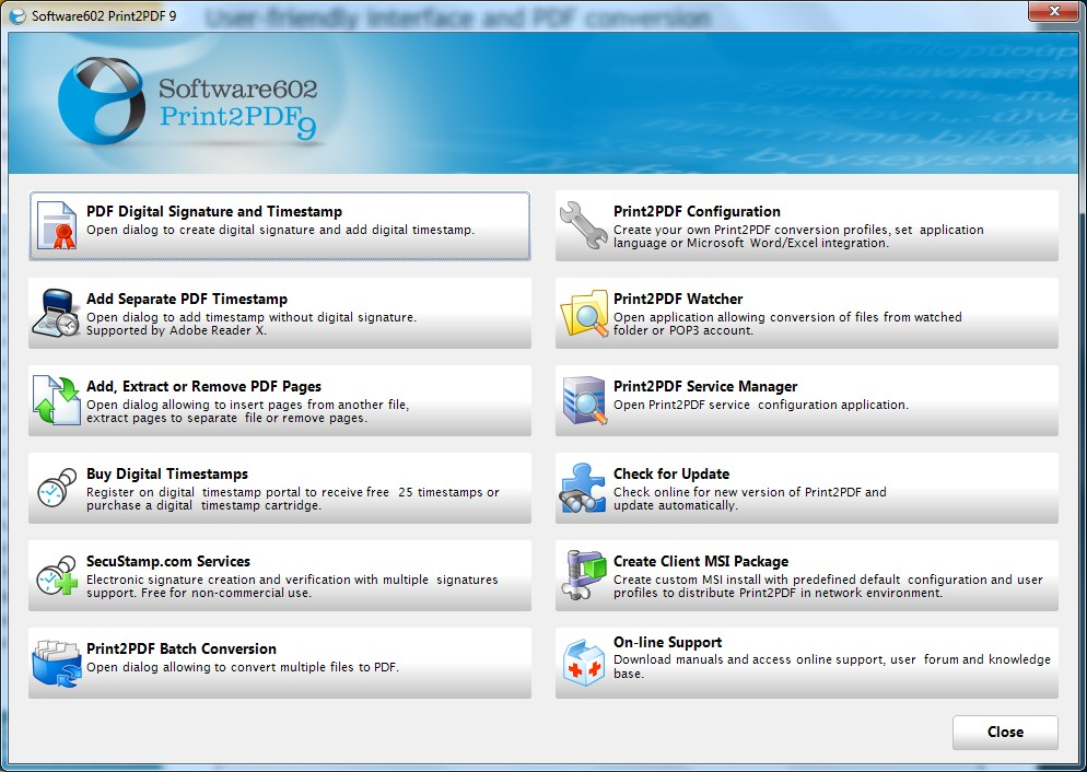 pdf software for windows 8