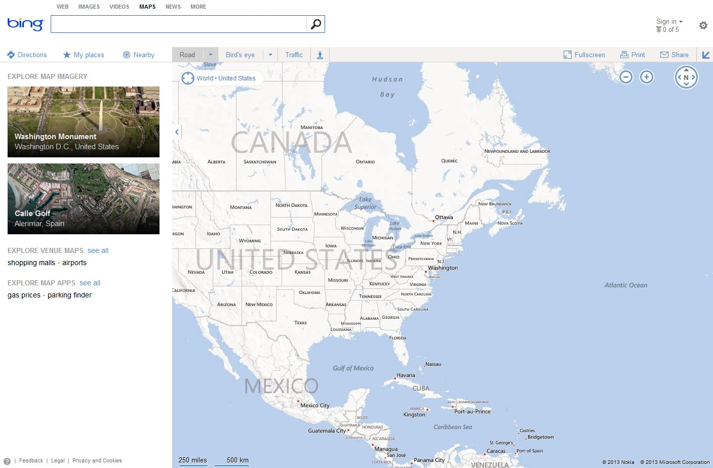Bing Maps Alternatives and Similar Websites and Apps ...