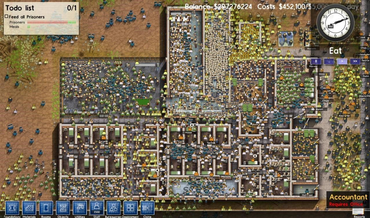 Prison Architect Alternatives And Similar Games