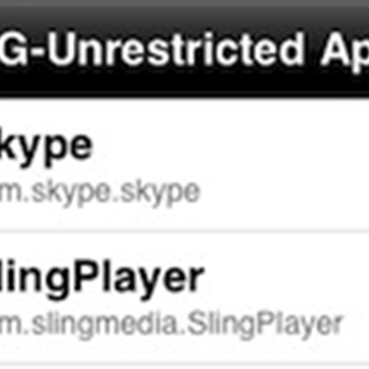💌 Download 3g unrestrictor free without jailbreak | How To Install
