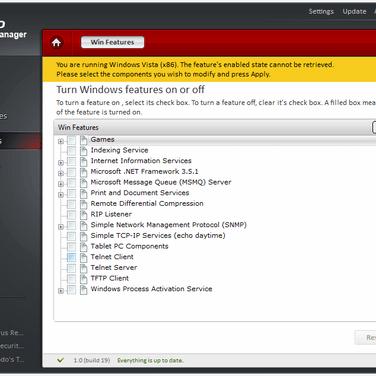 Comodo Programs Manager Alternatives and Similar Software