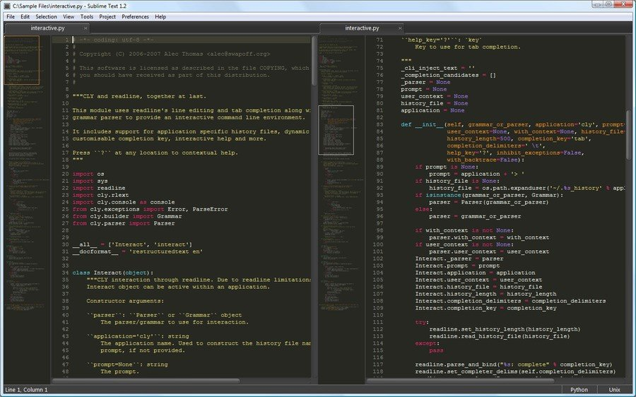 Sublime Text Alternatives and Similar Software ...