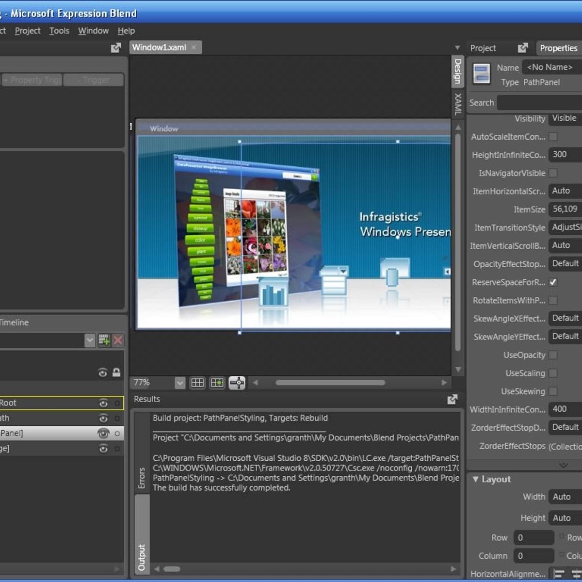 Microsoft Expression Blend Alternatives And Similar