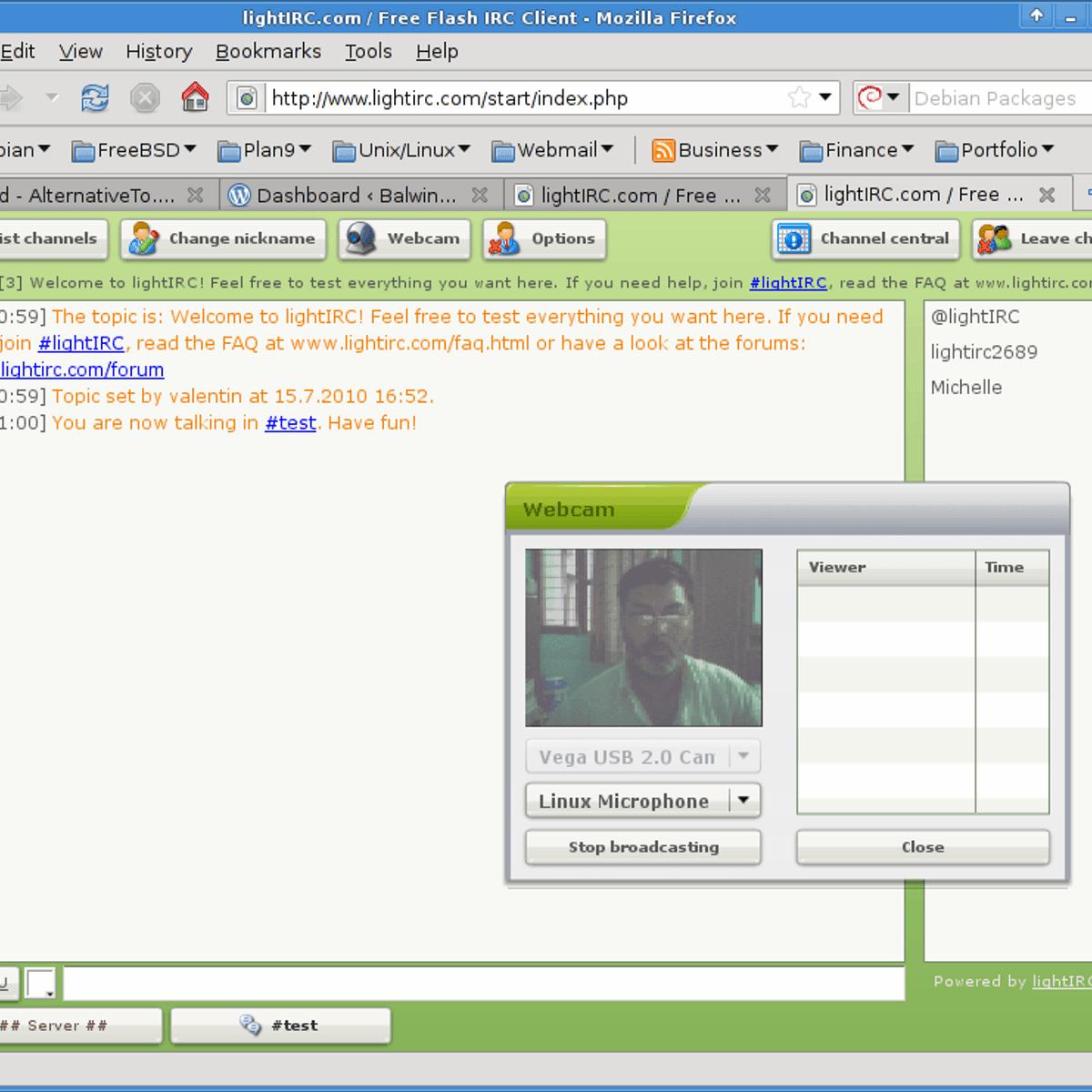 lightIRC Alternatives and Similar Software - AlternativeTo net