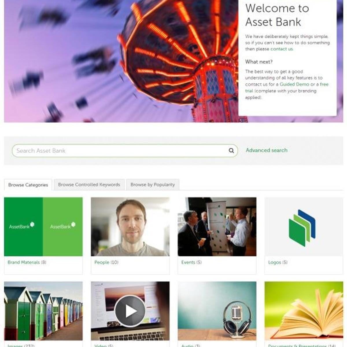 Asset Bank Alternatives and Similar Software - AlternativeTo