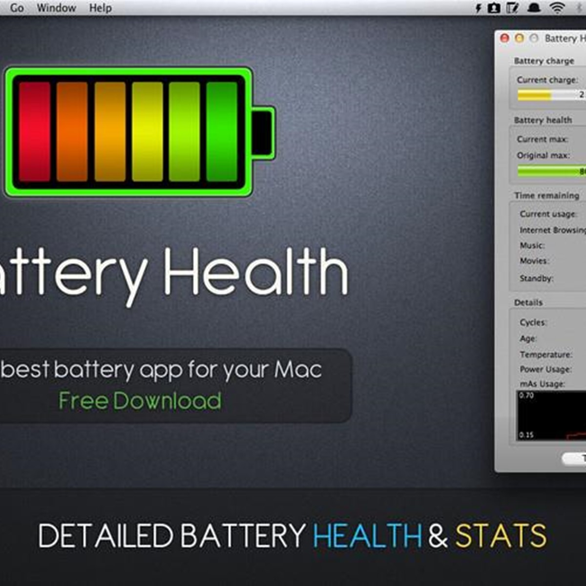 Battery Health Alternatives and Similar Software - AlternativeTo net
