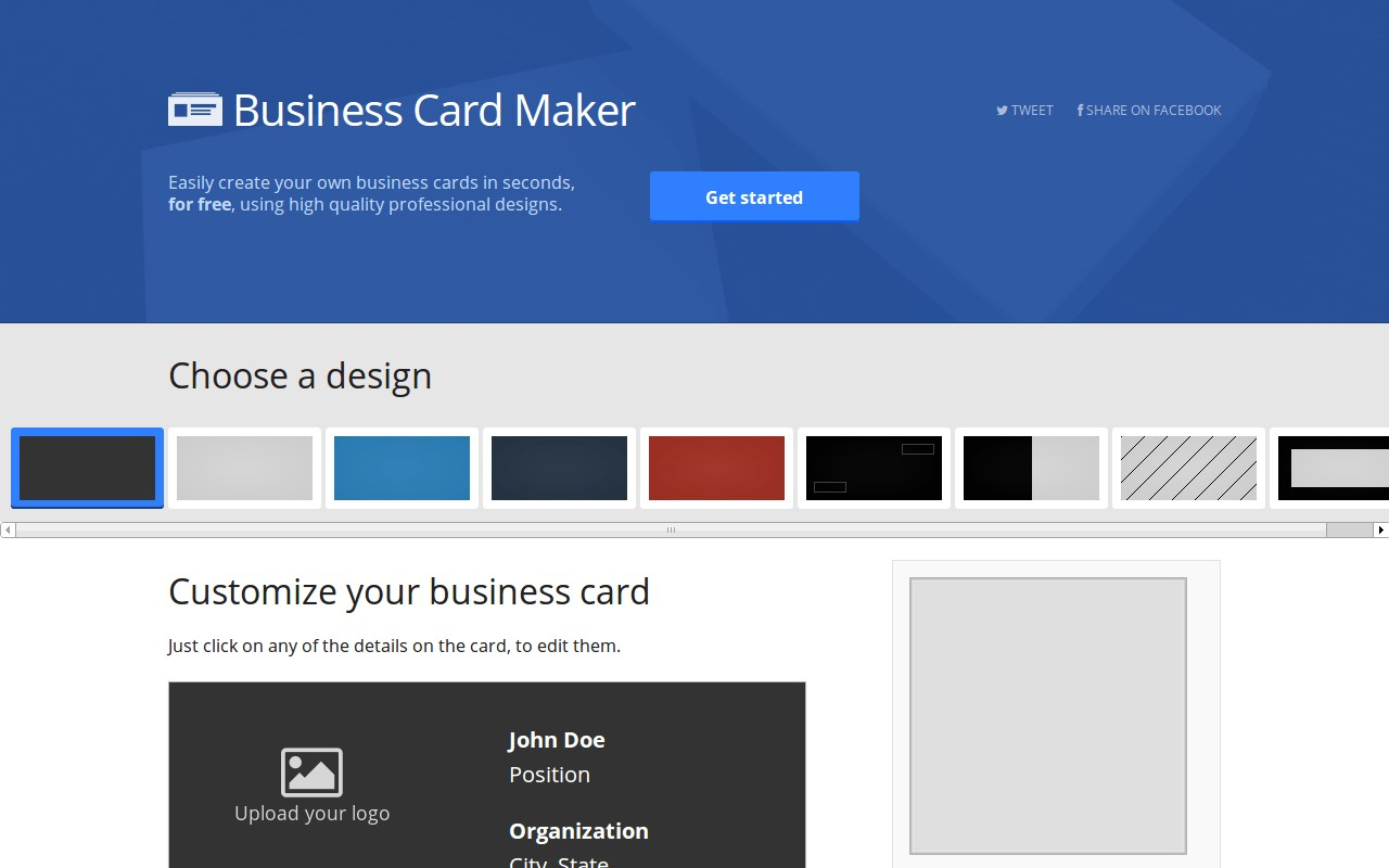 Business Card Maker Alternatives and Similar Software