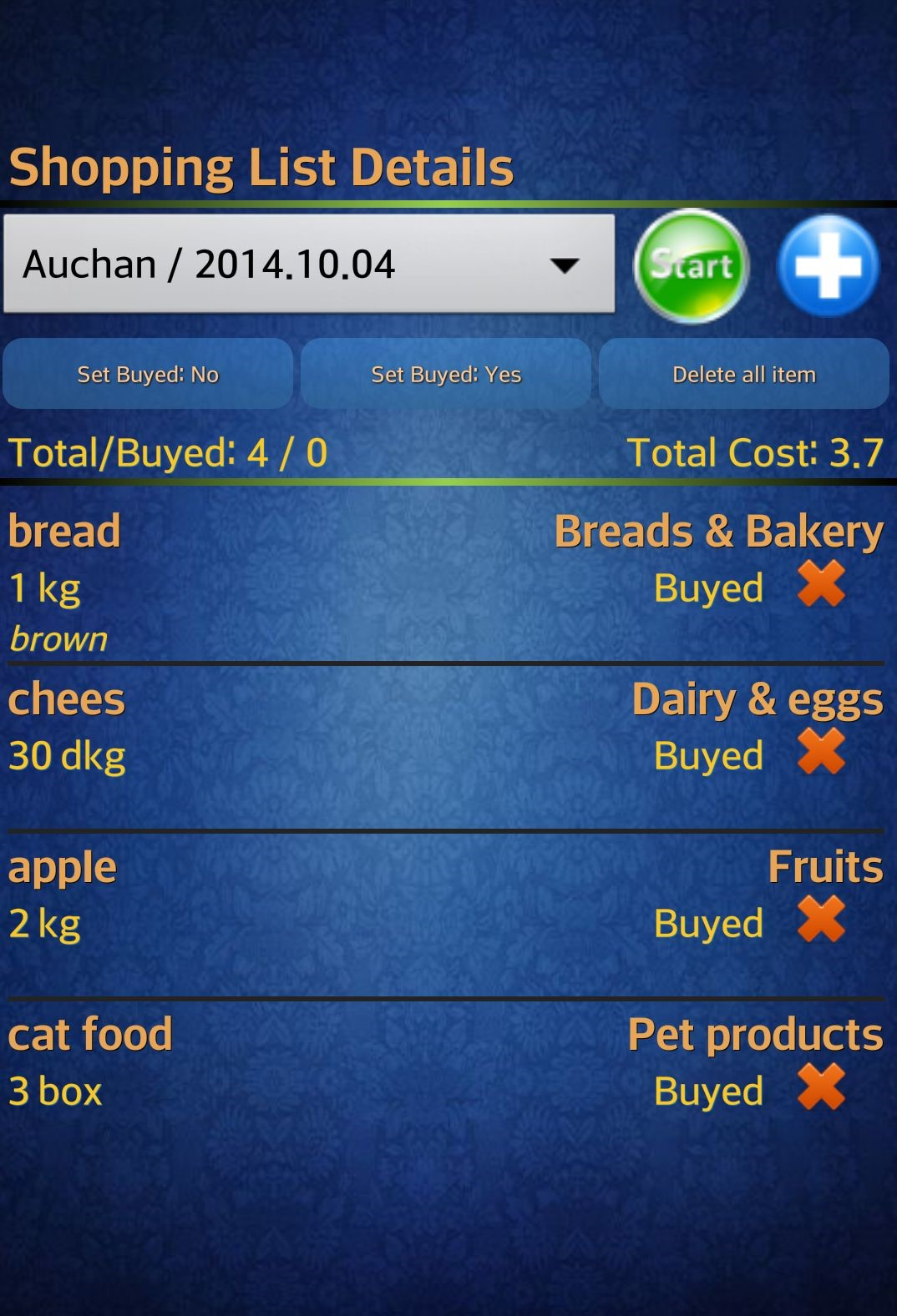 Easy Android Shopping List Alternatives and Similar Apps – Shopping List Format