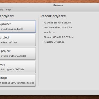 Brasero Alternatives and Similar Software - AlternativeTo net