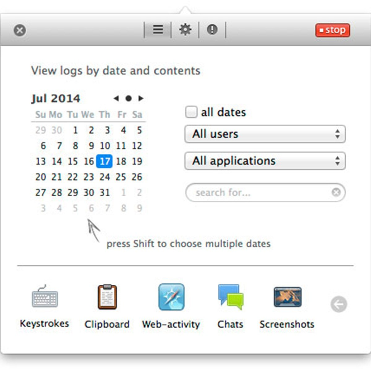 Elite Keylogger Alternatives and Similar Software