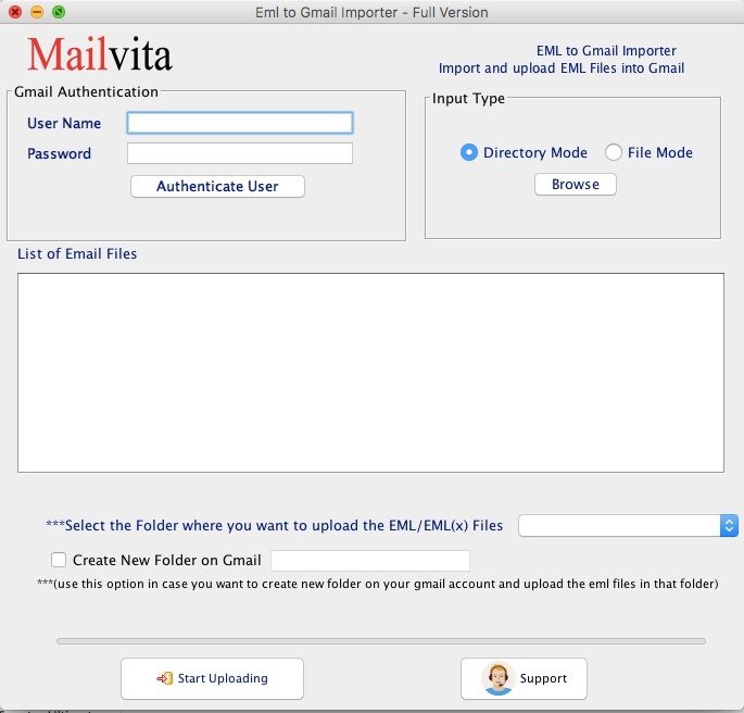 EML to Gmail Importer for Mac Alternatives and Similar Software