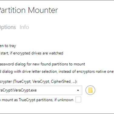 Encrypted Partition Mounter Alternatives and Similar