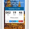 The conference website addon on mobile devices. icon