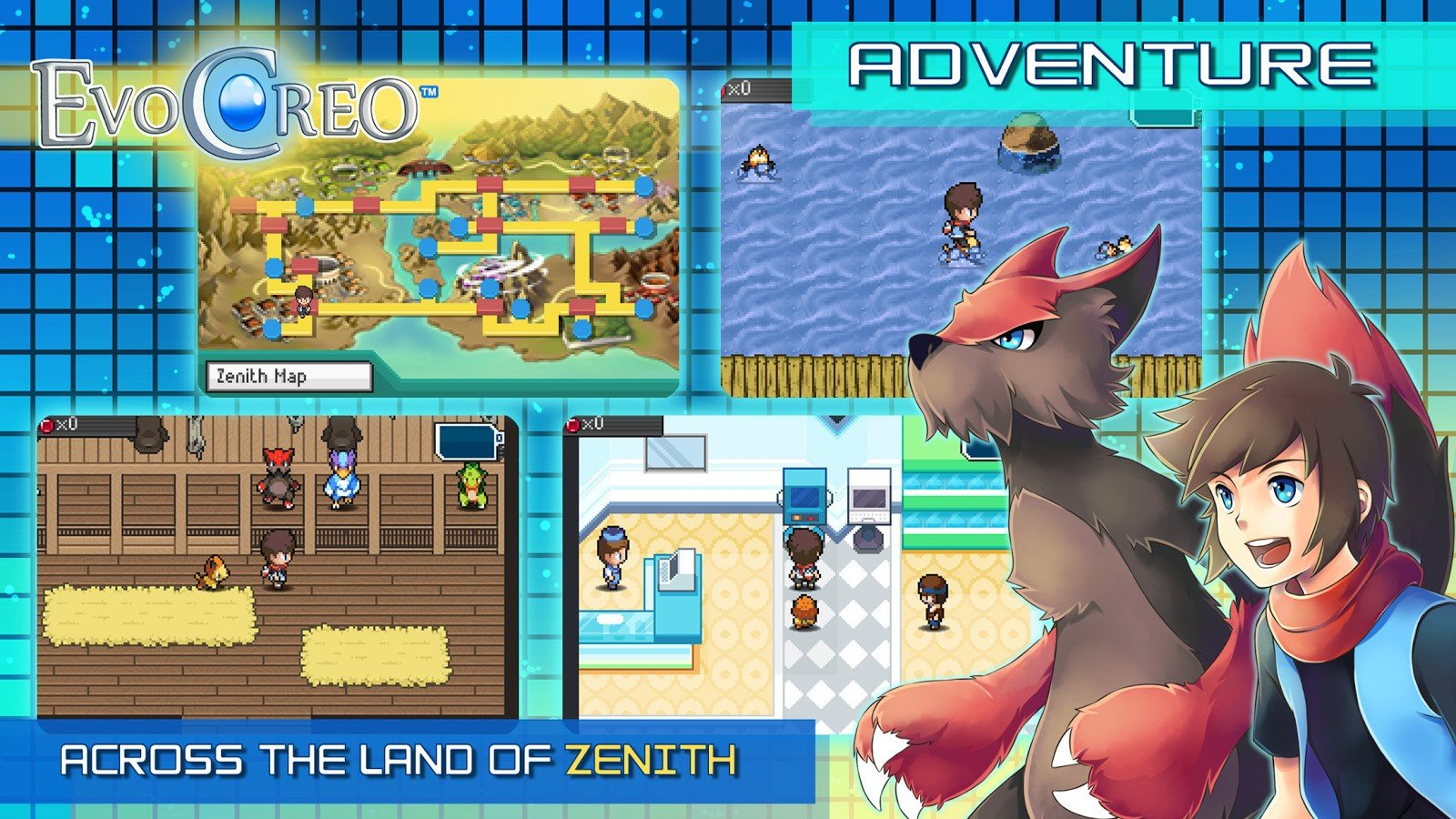 pokemon adventure games download for android