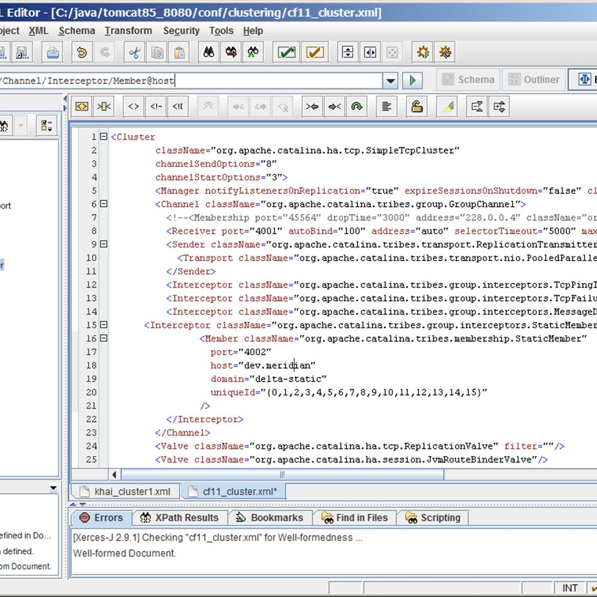 Exchanger XML editor Alternatives and Similar Software