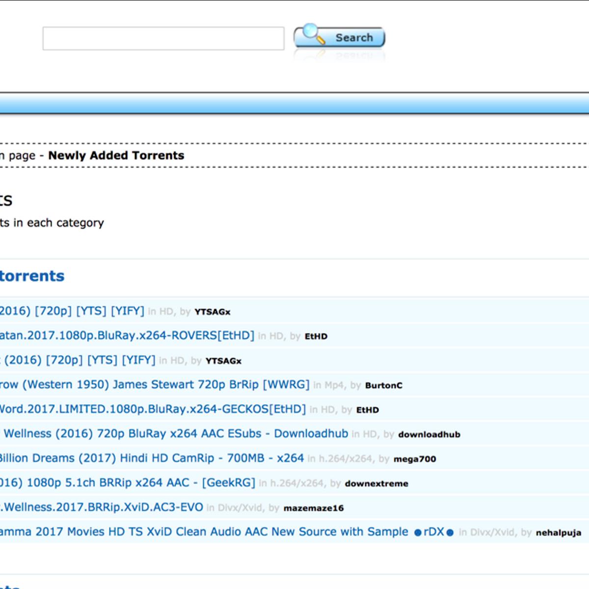 extratorrent.cc movies download