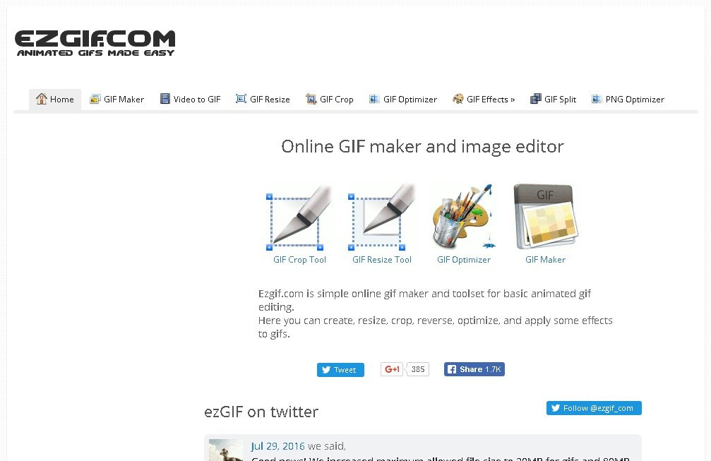Ezgif alternatives and similar websites and apps tags negle Images
